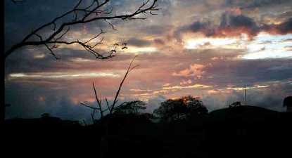 Sunset, Monteverde